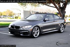 2015_BMW_435 M Sport Coupe Loaded MSRP of $65,830 with Rear Diffuser_Drivers Assistance Plus/Lighting/Tech/ Rare Alcantara & Carbon Fiber Trim_ Fremont CA