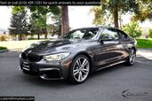 2015 BMW 435 M Sport Coupe Loaded and RARE 6 SPEED MANUAL $62,515 MSRP Drivers Assistance Plus/Lighting/Tech/16K Miles & LOADED!!!