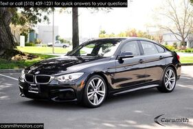 2015_BMW_435 M Sport Sedan with Dynamic Handling Pkg_Navigation/Tech/Premium/One Owner_ Fremont CA