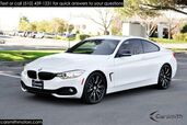 2015 BMW 435 Sport Line with Drivers Assistance Pkg/MSRP $61600 Coral Red Leather/19 Wheels/Harmon Kardon Sound