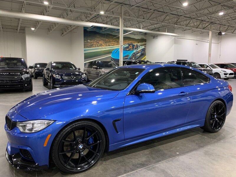 2015 BMW 435i M Sport 57K MSRP Charlotte NC