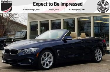 2015_BMW_435i_xDrive Convertible_ Boxborough MA