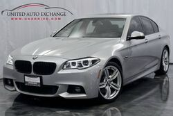 BMW 5 Series 3.0L V6 Engine 535i AWD xDrive **M Sport Package** w/ Navigation, Sunroof, Bluetooth Connectivity, USB & AUX Input, Harman Kardon Premium Sound System, Front and Rear Parking Aid with Rear View Camera Addison IL