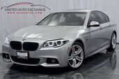 2015 BMW 5 Series 3.0L V6 Engine 535i AWD xDrive **M Sport Package** w/ Navigation, Sunroof, Bluetooth Connectivity, USB & AUX Input, Harman Kardon Premium Sound System, Front and Rear Parking Aid with Rear View Camera