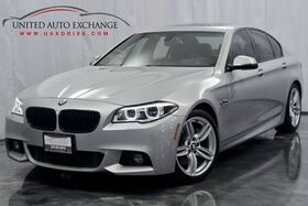 2015_BMW_5 Series_3.0L V6 Engine 535i AWD xDrive **M Sport Package** w/ Navigation, Sunroof, Bluetooth Connectivity, USB & AUX Input, Harman Kardon Premium Sound System, Front and Rear Parking Aid with Rear View Camera_ Addison IL