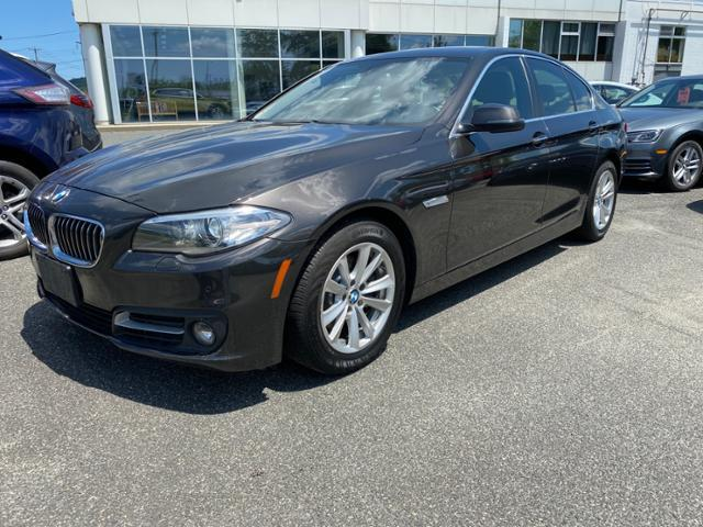 2015 BMW 5 Series 4dr Sdn 528i xDrive AWD Pittsfield MA