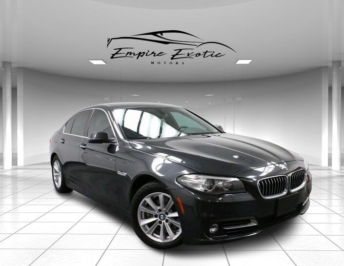2015 BMW 5 Series 528i Addison TX
