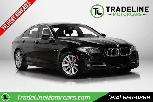 2015 BMW 5 Series 528i CARROLLTON TX
