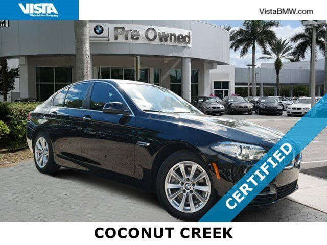 2015 BMW 5 Series 528i Coconut Creek FL