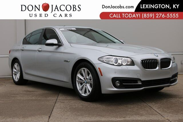 2015 BMW 5 Series 528i Lexington KY