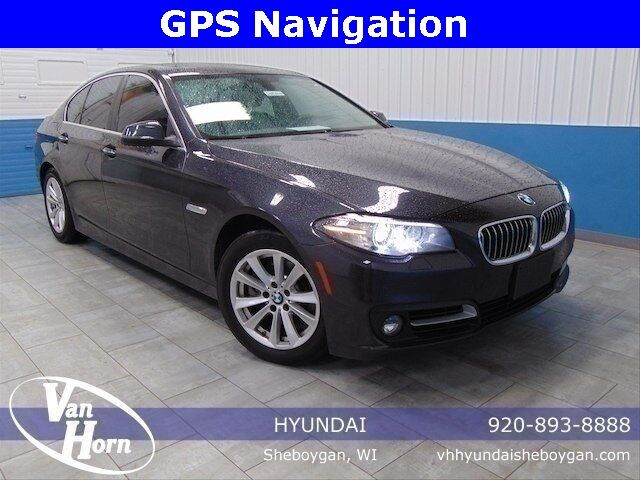 2015 BMW 5 Series 528i Plymouth WI