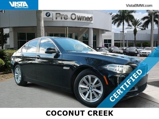 2015 BMW 5 Series 528i Pompano Beach FL