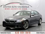 2015 BMW 5 Series 528i xDrive AWD M-Sport Package