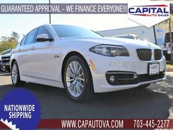 2015_BMW_5 Series_528i xDrive_ Chantilly VA