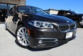 2015 BMW 5 Series 528i,Sport,luxury,Premium,$63,730 Sticker,1 Owner!