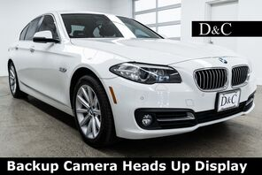 2015_BMW_5 Series_535d Backup Camera Heads Up Display_ Portland OR