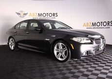 2015_BMW_5 Series_535d M Sport,Navigation,Rear View Camera,Keyless Go,Heated Seats_ Houston TX