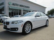 2015_BMW_5-Series_535d, RWD,MSRP $61,200,Sun/Moonroof,Leather,Navigation,Transmission w/Dual Shift Mode,Keyless Entry_ Plano TX