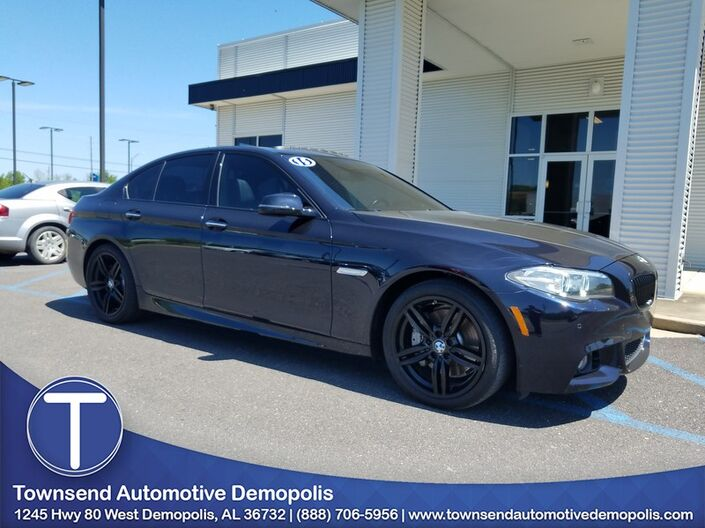 2015 BMW 5 Series 535i Demopolis AL