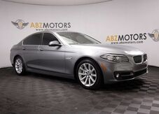 2015_BMW_5 Series_535i HUD,Navigation,Camera,Rear Shades,Push Start_ Houston TX