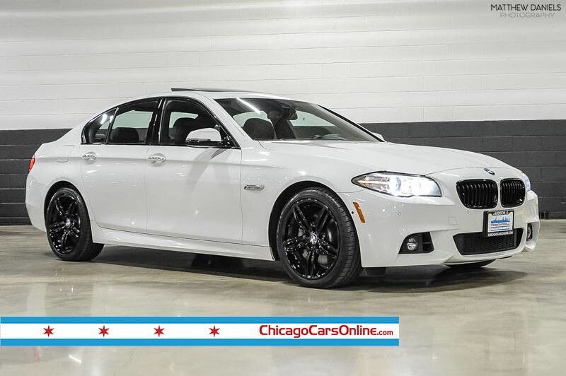 2015 BMW 5 Series 535i M-Sport xDrive