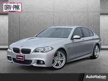 2015_BMW_5 Series_535i_ Roseville CA