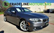2015 BMW 5 Series 535i xDrive LEATHER, NAVIGATION, REAR VIEW CAMERA, AND MUCH MORE!!!