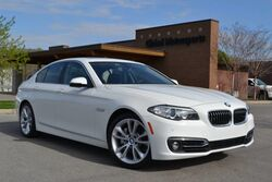 BMW 5 Series 535i xDrive/New Tires/$65,100 MSRP/All Wheel Drive/Luxury Line/Cold Weather Pkg/Drivers Assist Pkg/Prem Pkg/Head Up Display/Nav/Rear Cam/Heated Seats-Steering Wheel 2015