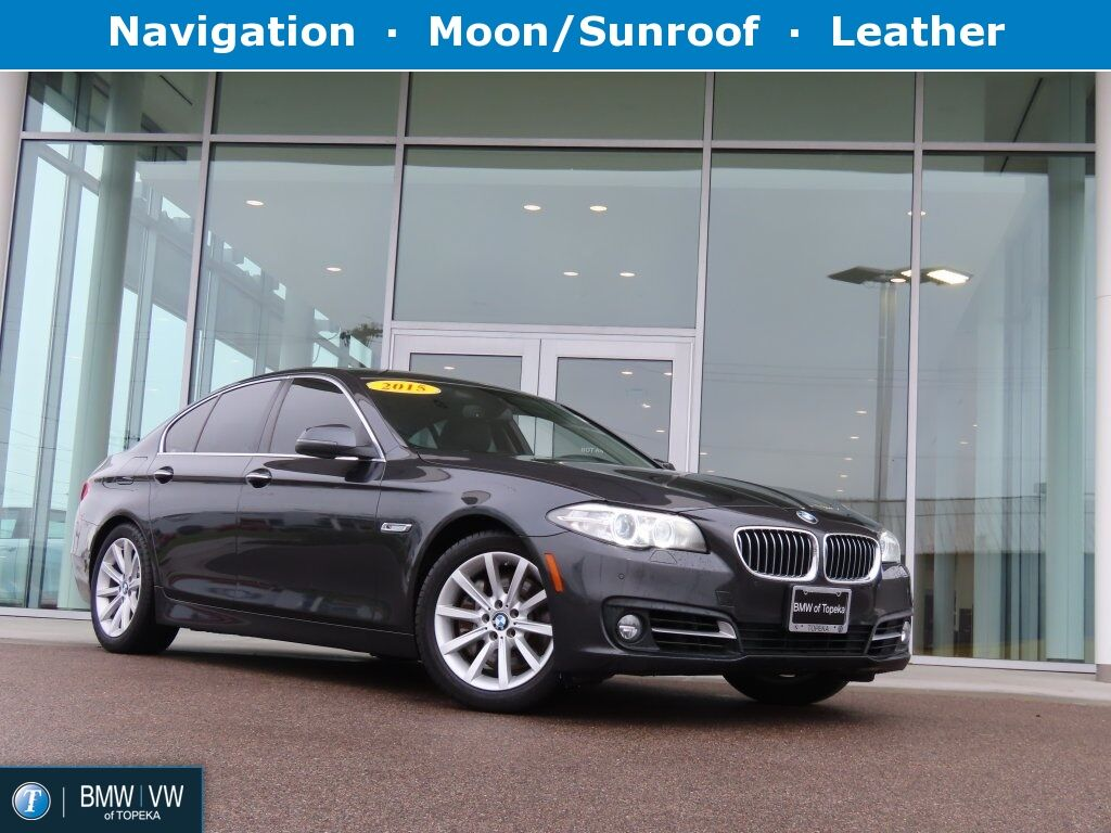 2015 BMW 5 Series 535i xDrive Topeka KS