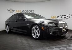 2015_BMW_5 Series_550i M Sport,HUD,Blind Spot,Nav,Camera,KeylessGO_ Houston TX