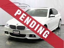 BMW 5 Series 550i xDrive M-Sport Package AWD/ Loaded With Options / Very Low Miles Addison IL