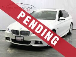 2015_BMW_5 Series_550i xDrive M-Sport Package AWD/ Loaded With Options / Very Low Miles_ Addison IL