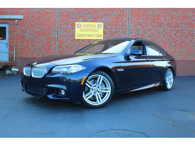 2015 BMW 5 Series 550i xDrive Kansas City KS