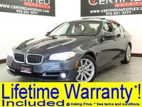 BMW 5 Series ACTIVEHYBRID DRIVER ASSIST NAVIGATION HEADS UP DISPLAY BLIND SPOT ASSIST SU 2015