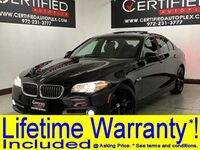 BMW 528i XDRIVE NAVIGATION SUNROOF HEADS UP DISPLAY REAR CAMERA PARK ASSIST HEATED L 2015