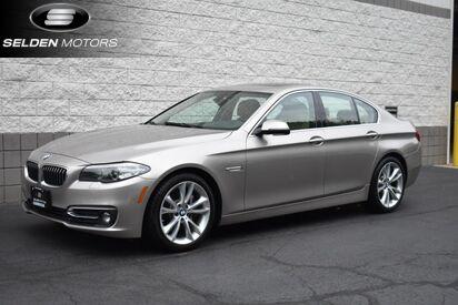2015 BMW 535d xDrive 535d xDrive