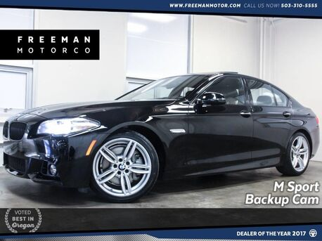 2015_BMW_535i_M-Sport Backup Cam NAV Htd Seats_ Portland OR
