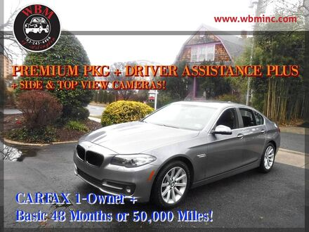 2015_BMW_535i xDrive_Sedan_ Arlington VA