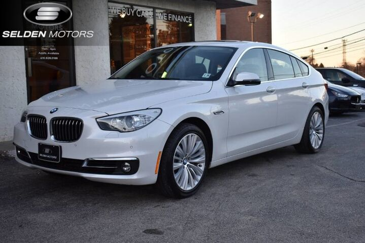2015_BMW_550 Gran Turismo_xDrive Luxury_ Conshohocken PA