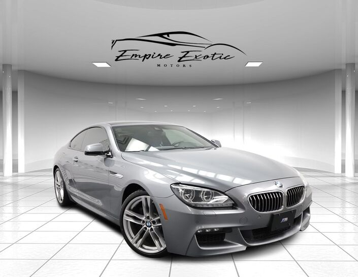 2015 BMW 6 Series 640i Addison TX