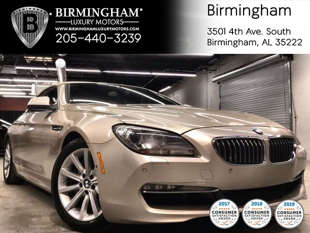 2015 BMW 6 Series 640i Convertible Birmingham AL