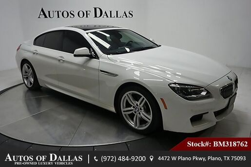 2015_BMW_6 Series_640i Gran Coupe M SPORT EDITION,EXECUTIVE,HEADS UP_ Plano TX