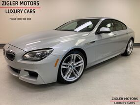 BMW 6 Series 640i Gran Coupe M Sport Package One Owner 2015