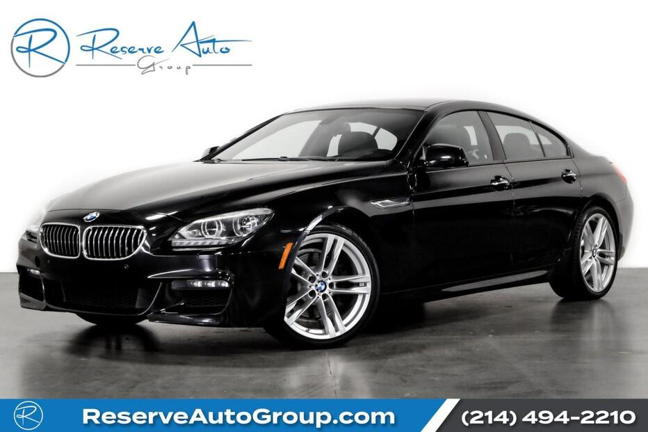 2015_BMW_6 Series_640i M-Sport Executive Pkg Lighting Pkg Sport Edition Pkg_ The Colony TX