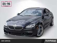 2015_BMW_6 Series_640i_ Pompano Beach FL