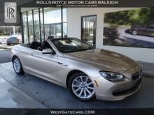 2015_BMW_6 Series_640i_ Raleigh NC