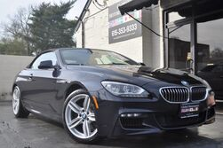 BMW 6 Series 640i xDrive Convertible/M Sport Package/Premium Package w/ Comfort Access/Executive Package w/ HUD, Soft-Close Doors/Driver Assistance Plus Package/Cold Weather Package Lighting Package/Harman Kardon Audio 2015