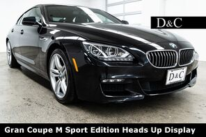 2015_BMW_6 Series_640i xDrive Gran Coupe M Sport Edition Heads Up Display_ Portland OR