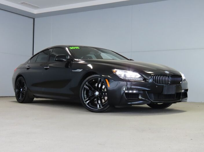 2015 BMW 6 Series 640i xDrive Gran Coupe Merriam KS