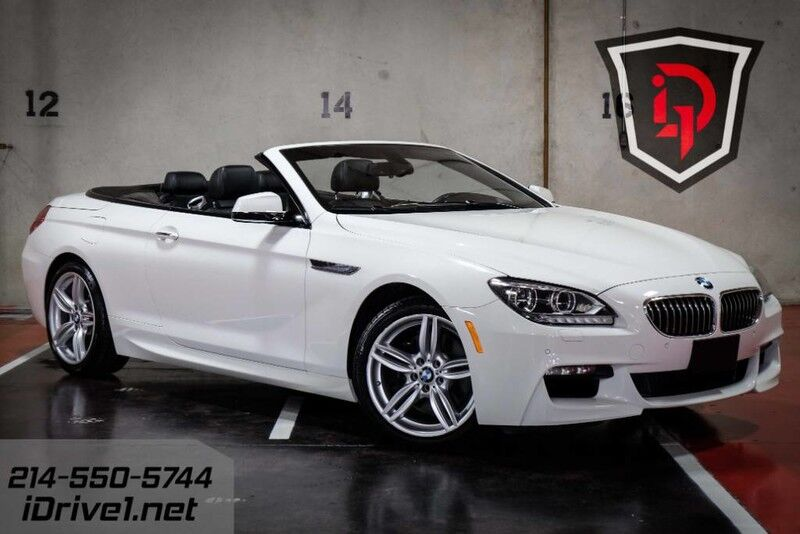 2015 BMW 6 Series 640i xDrive M Sport